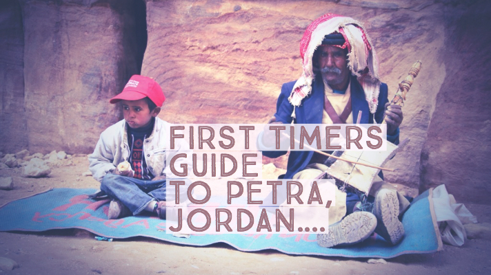 First timers guide to visiting Petra, Jordan.