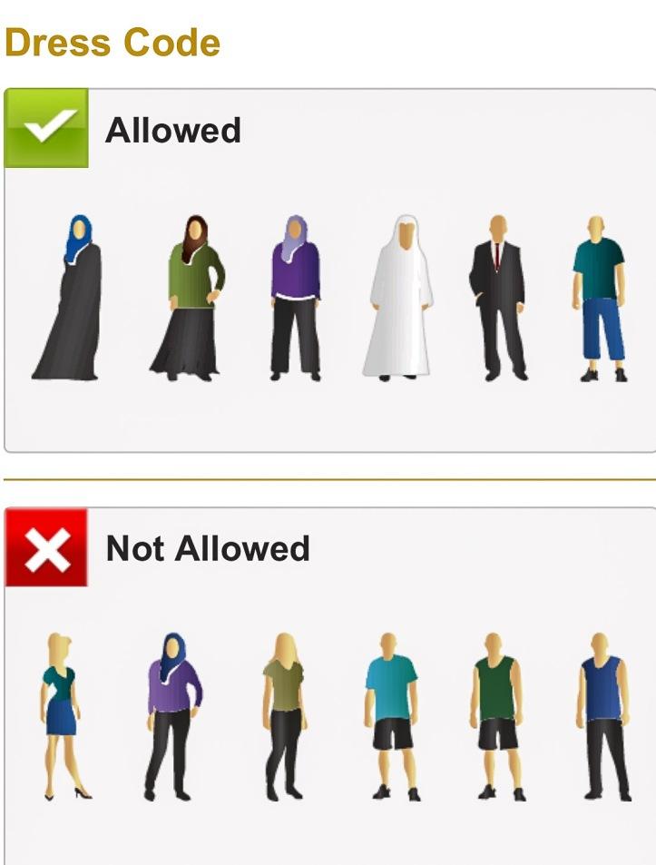 Visiting Sheik Zayed Mosque, Abu Dhabi – The etiquette ...