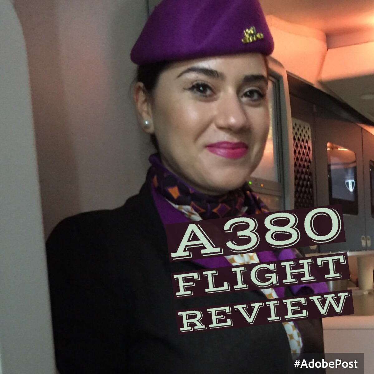 Etihad Airways #A380 London Heathrow to Abu Dhabi Economy Cabin Flight Review ….