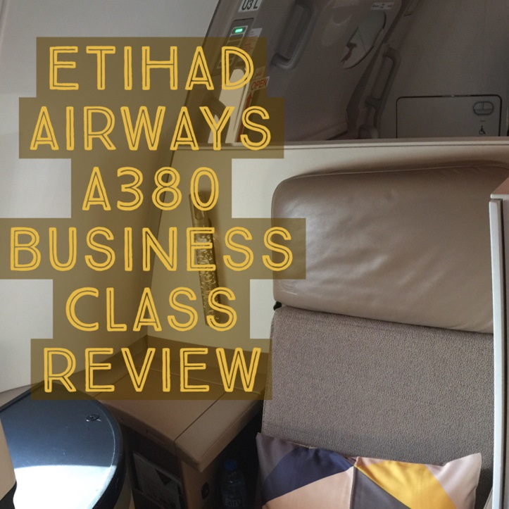Etihad Airways A380 Abu Dhabi to London Heathrow  Business Class Review…
