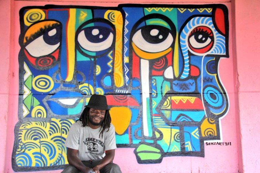 Capetown Street Art