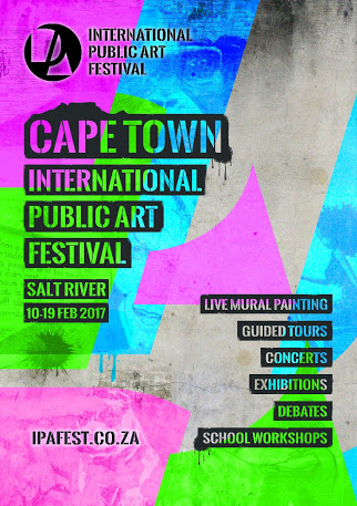 International public  art festival cape town