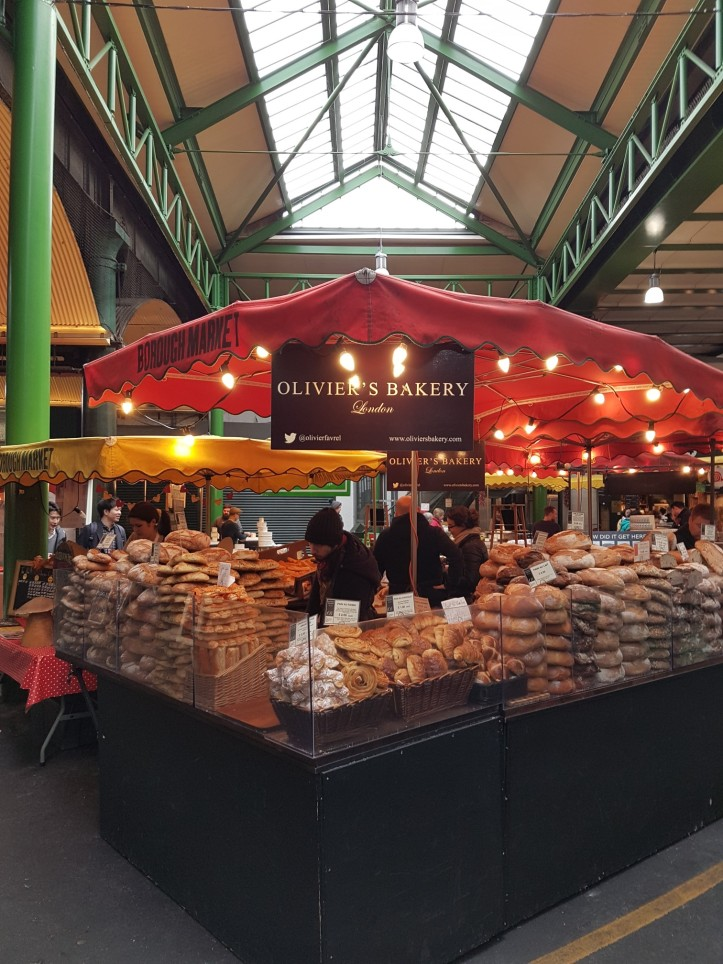 Borough Market Baker