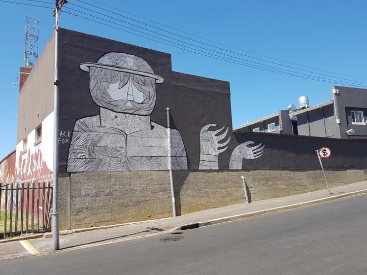 Jack fox street artist