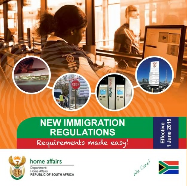 South african imigration