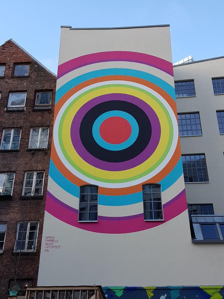 Darko carmello two energies street art