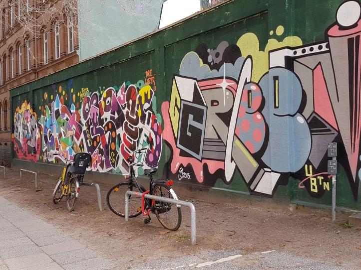 Hamburg Graffiti