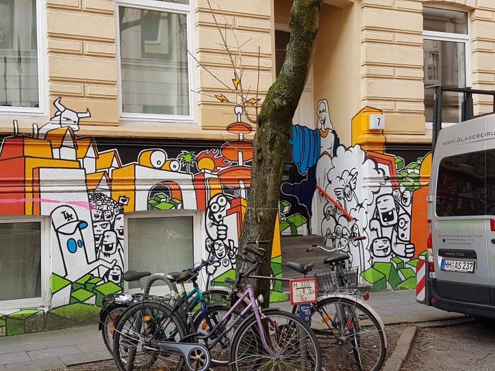 Rebelzer street art