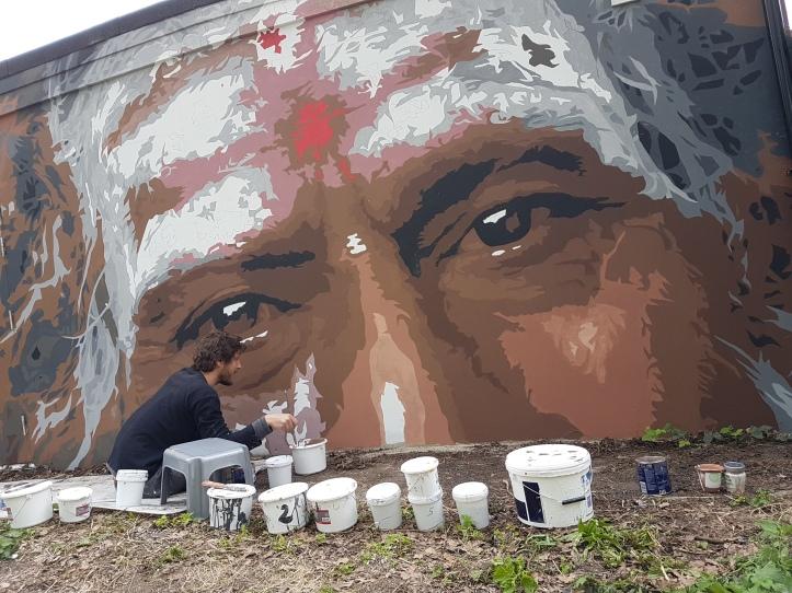 ATMA streetart Walthamstow