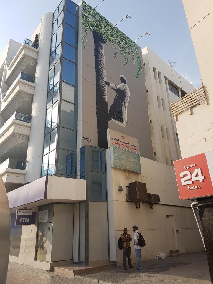 DUBAI Street Art