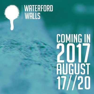 Waterford walls street art festival