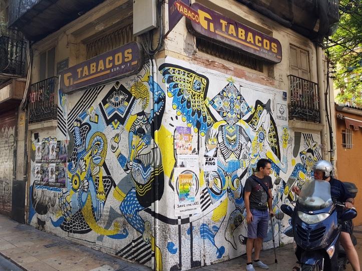 Disneylexia street art