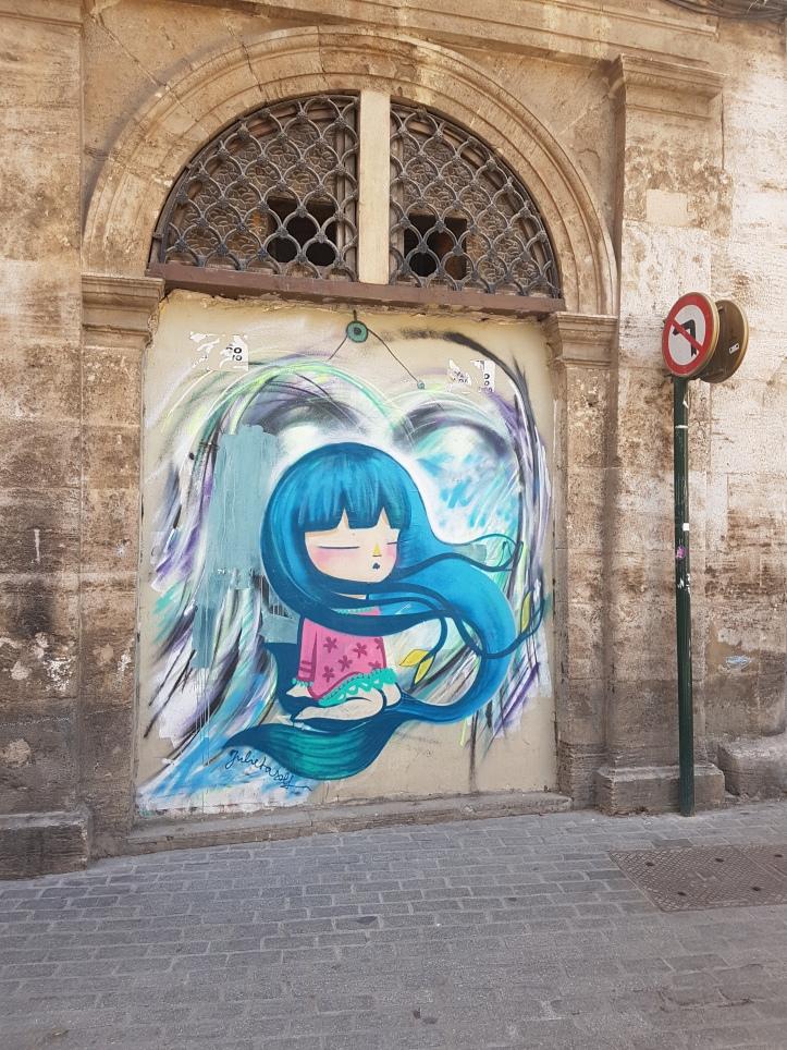 Julieta street art