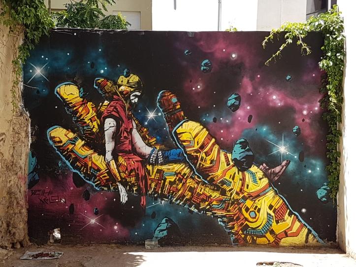 DEIH street art