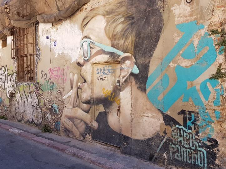 Pixel Pancho street art