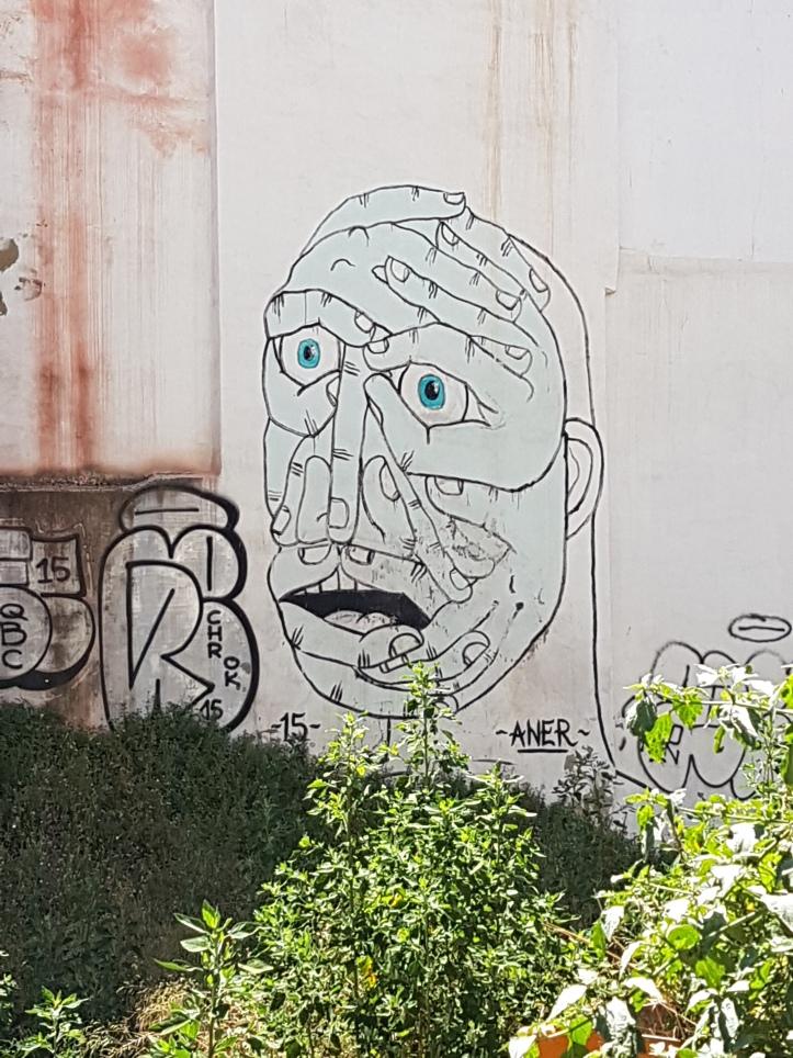 ANER street art