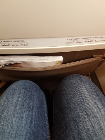 Economy legroom