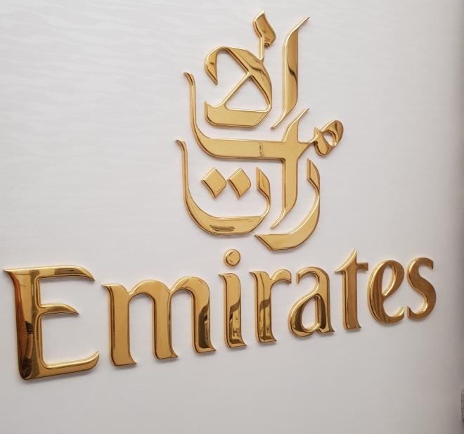 emirates gold logo